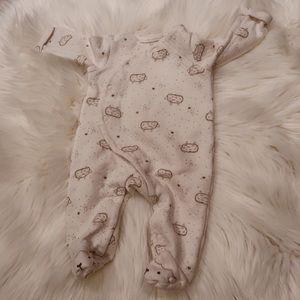 Baby Sleep N Play Sheep Print Pajama